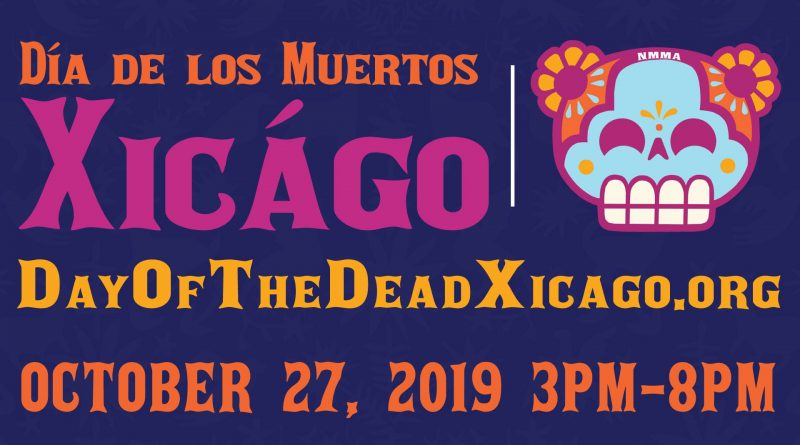 Día de Muertos Xicágo
