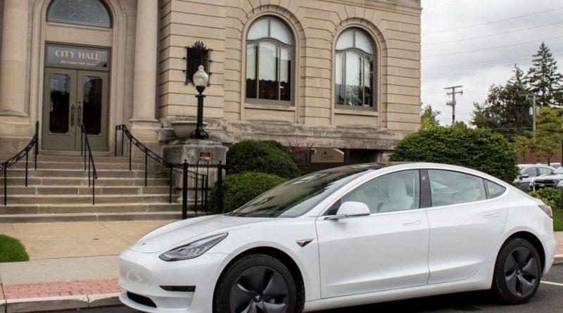 Electric Car Goshen