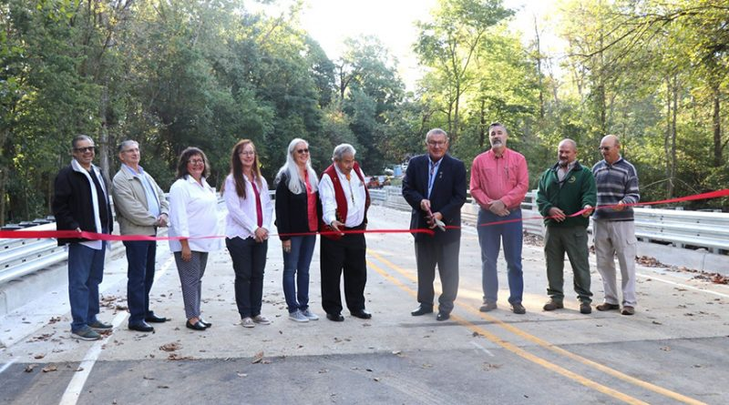 Pokagon Dedication