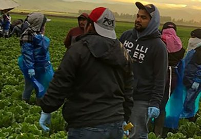Farmworkers left out of COVID19 aid