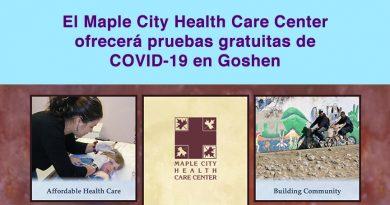Pruebas Gratuitas COVID-19 Goshen