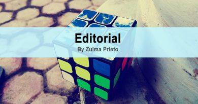 Editorial Por Zulma Prieto
