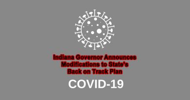 Governor Announces Modifications to State's Back on Track Plan