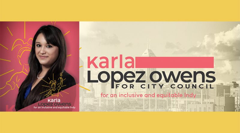 Neighbors Association Requests Appointment of Latina to the Marion City-County Council District 12