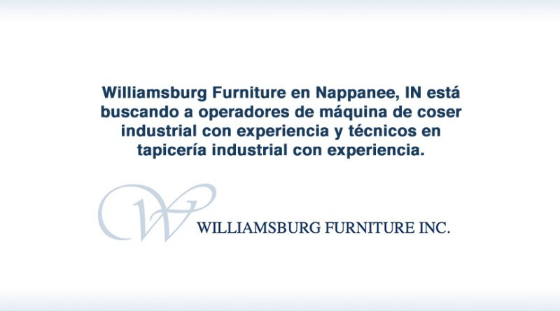 Williamsburg Furniture en Nappanee, IN