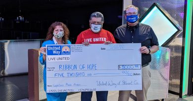 Alvaro Marquez Wins United Way's Superhero Contest