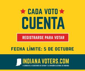 Cada Voto Cuenta en Indiana