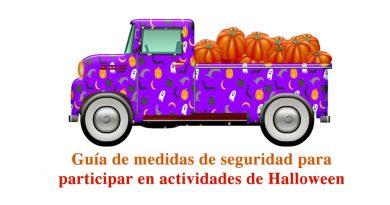 Guía de medidas de seguridad para participar en actividades de Halloween