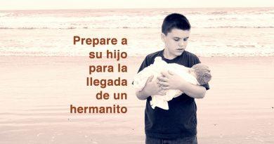 Prepare a su hijo para la llegada de un hermanito