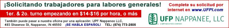 UFP Nappanee, LLC