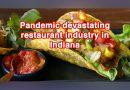 Pandemic devastating state's restaurant industry