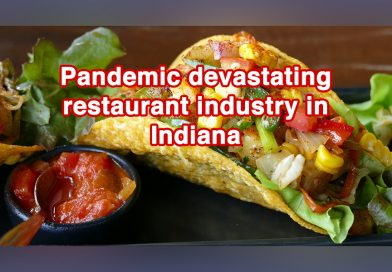 Pandemic devastating state's restaurant industry
