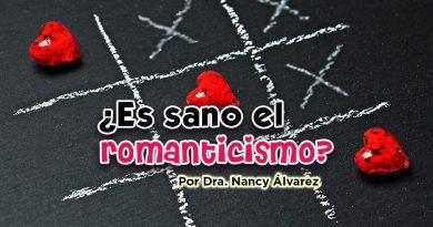 ¿Es sano el romanticismo?
