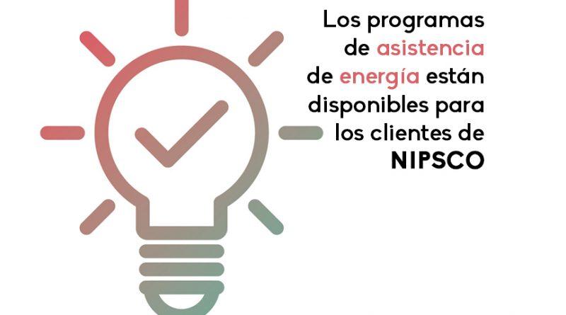Los programas de asistencia de energía están disponibles para los clientes de NIPSCO