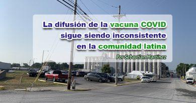 La difusión de la vacuna COVID sigue siendo inconsistente en la comunidad latina