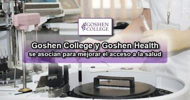 Goshen College y Goshen Health se asocian para mejorar el acceso a la salud