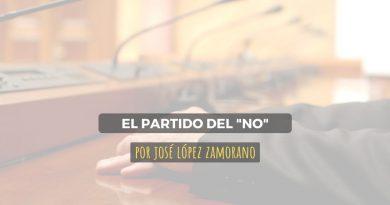 """EL PARTIDO DEL """"NO"""""""
