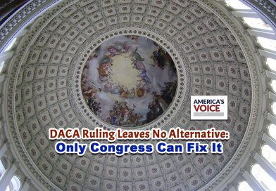 DACA Ruling Leaves No Alternative: Only Congress Can Fix It