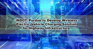 INDOT, Purdue to Develop Wireless Electric Vehicle Charging Solution for Highway Infrastructure