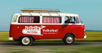 First Fridays con sabor a Volkswagen