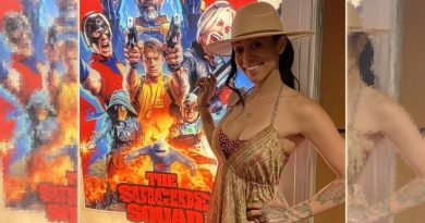 Latina Action Star Jessica Medina Turning up the Heat in James Gunn's The Suicide Squad